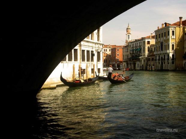 Венеция гондолы 03