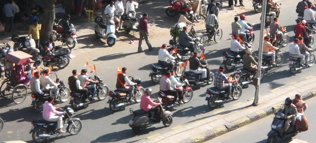 Как пользоваться дорогами Индии