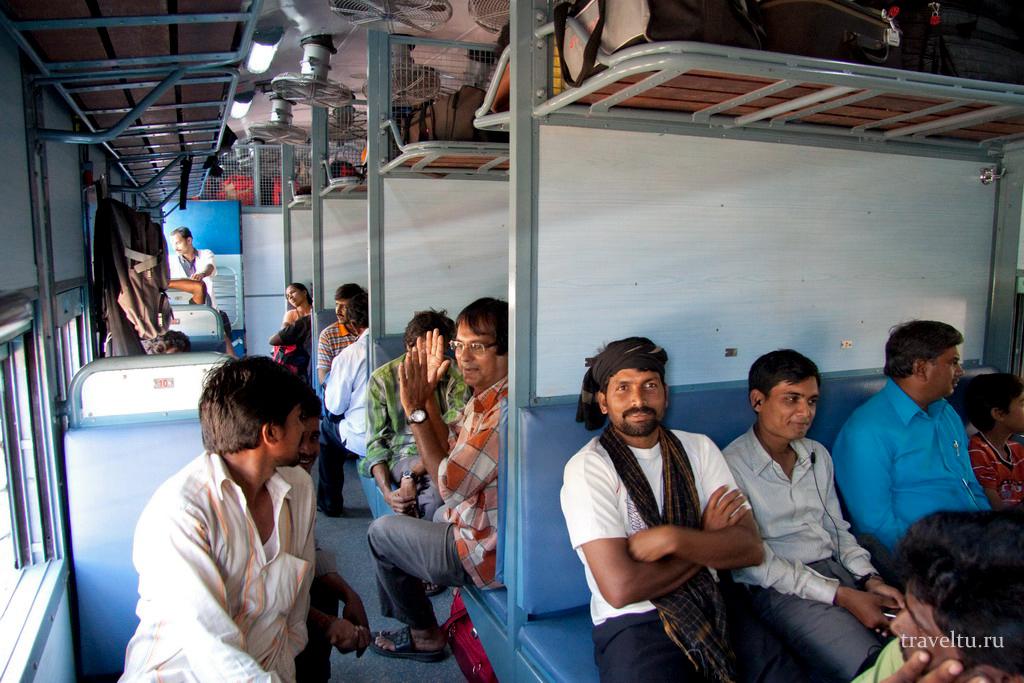 Поезда Индии