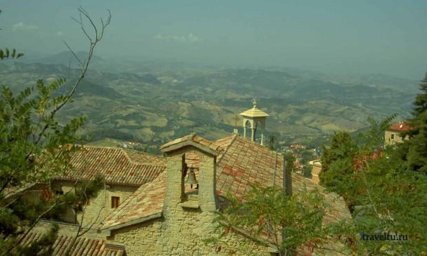 Свободная Республика Сан-Марино. Сан Марино 01-001