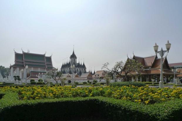 Первый день в Бангкоке и потеря багажа.