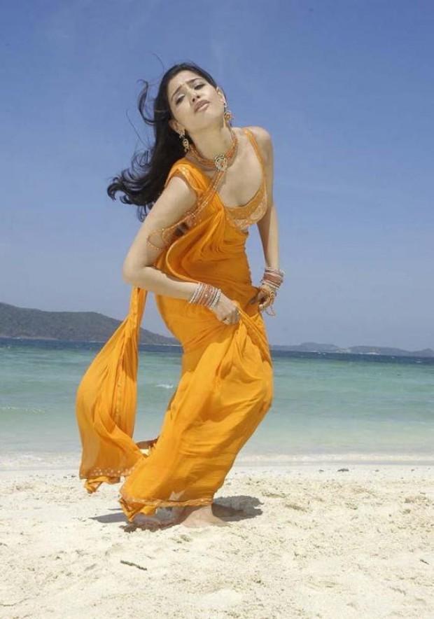 Как готовят актёров индийских фильмов 2