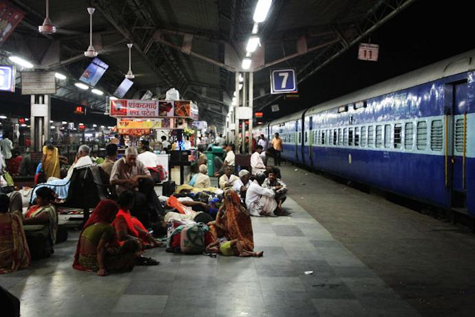 Правила безопасности в транспорте Индии