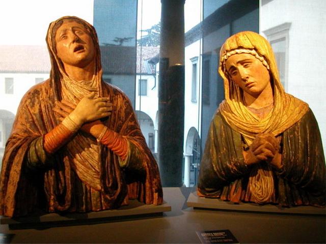 музей Civico Eremitani