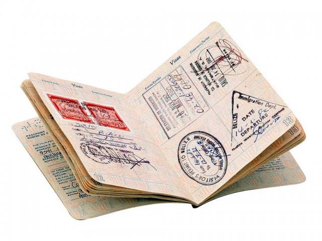 виза в страны