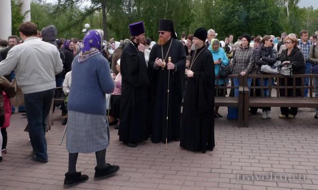 Усадьба-Свиблово.-Священники