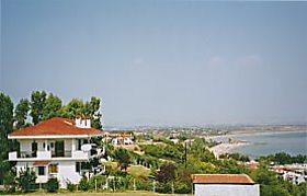 Греция. Полуостров Кассандра отель Alexsandros apartments