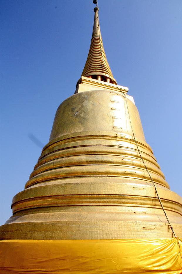 Храм Ват Сакет. Бангкок. Колокол