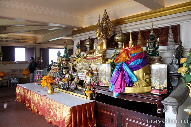 Храм Ват Сакет. Бангкок.Будда