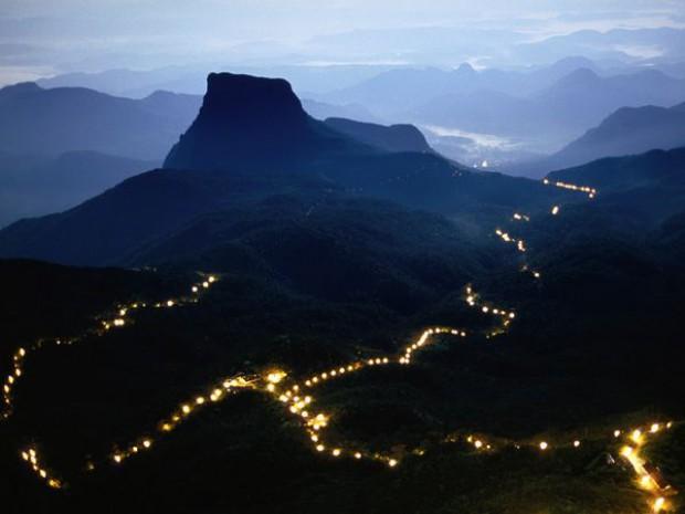 Шри-Ланка. Адамов пик