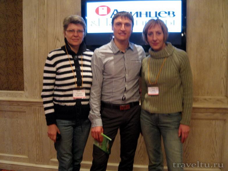 Конференция МастерИнфоБиз-2012. Евгений Попов
