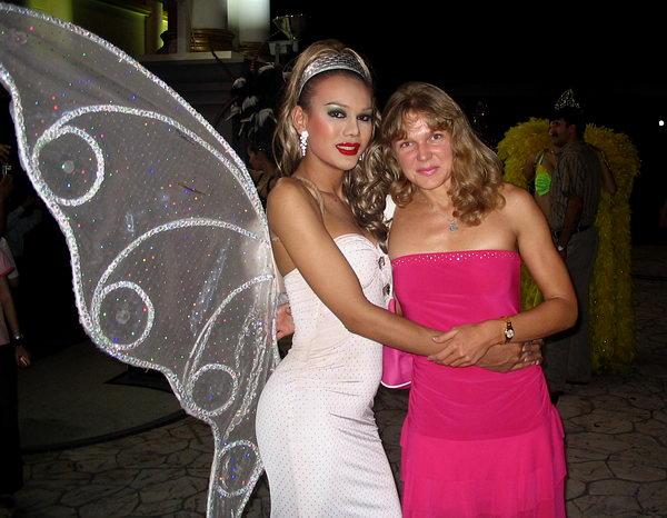 Таиланд шоу трансвеститов. Бангкок Паттайя