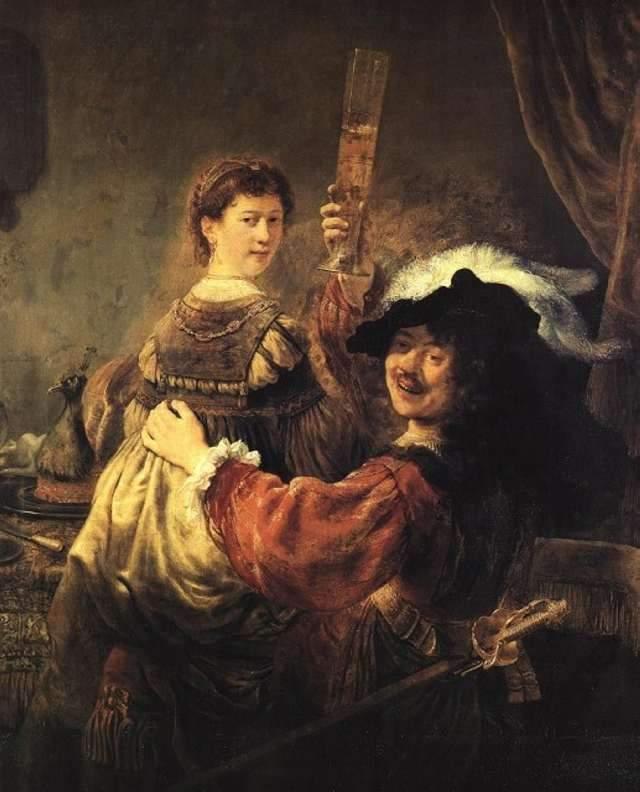 Дрезден. Галерея старых мастеров