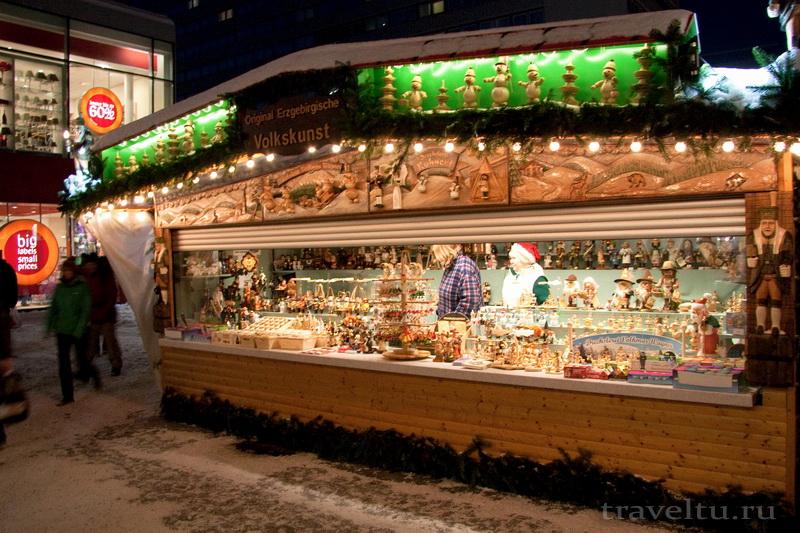 Рождество в Германии. Рождественская ярмарка