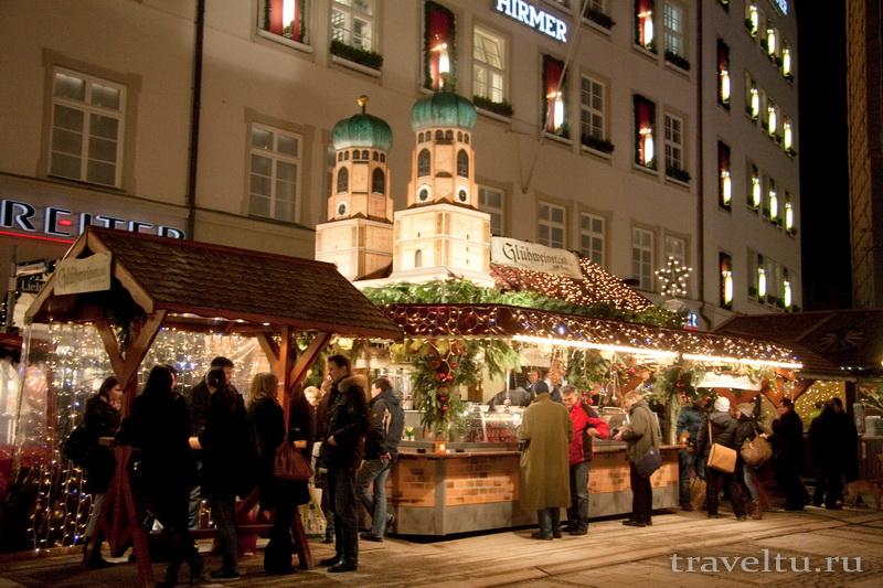 Рождество в Германии. Рождественские ярмарки 2