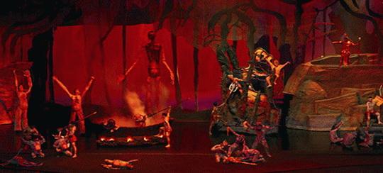 Шоу в Бангкоке Сиам Нирамит
