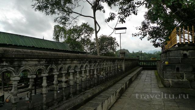 Шри-Ланка. Наши впечатления. Отзыв туристов. Алтарь буддийского храма