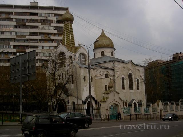 Бегущий город Москва