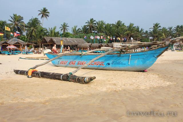 Шри-Ланка туры цены. Хиккадува