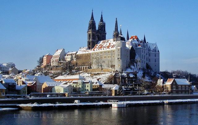 Мейсен Альбрехтсбург и собор, Мейсен