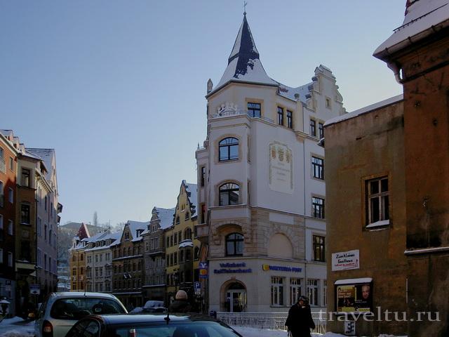 Мейсен, историческая часть города