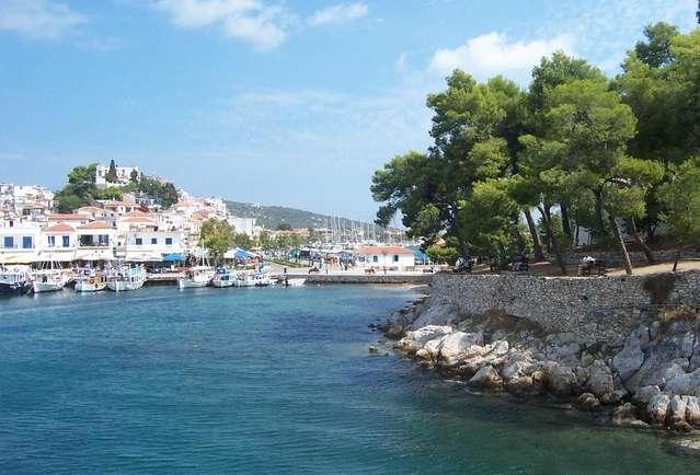 Курорты Греции. Паралия Катерини