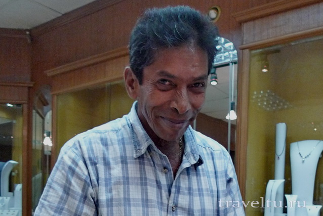 Шри-Ланка. Мистер Перера