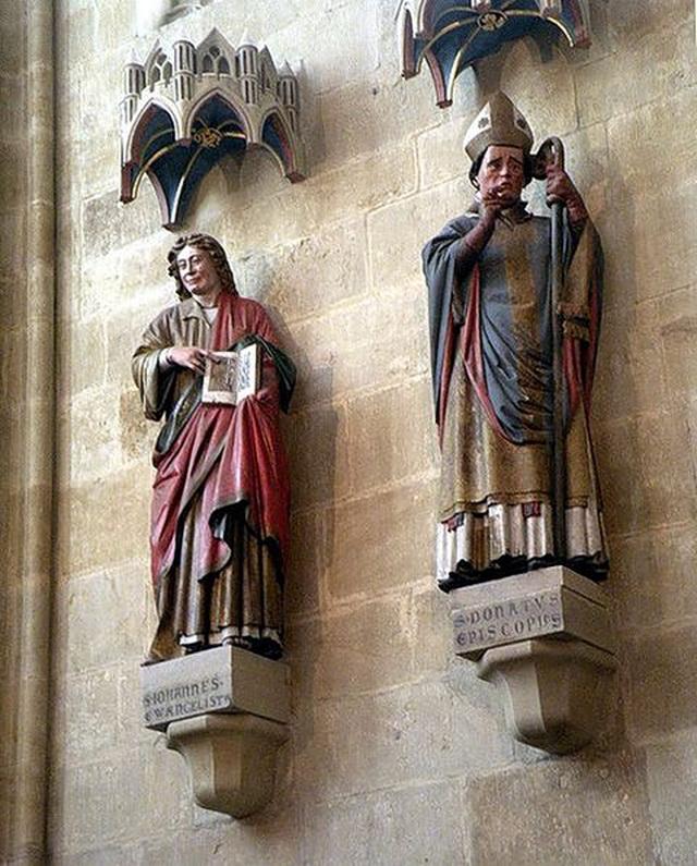 Святые Иоанн и Донат - покровители Мейсена