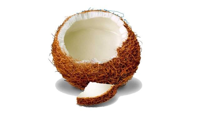 Красивый кокос