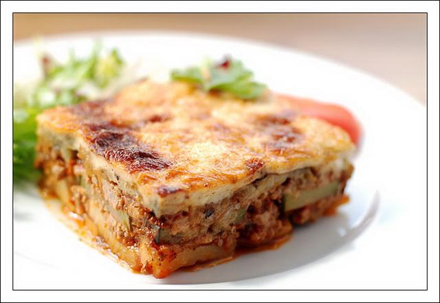 Еда в Греции.Греческие блюда. Мусака.μουσακάς