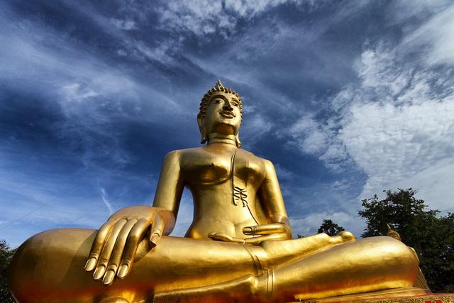 Особенности национального отдыха в Паттайе. Budda Hill