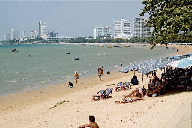 Особенности национального отдыха в Паттайе. Пляжи Паттайи