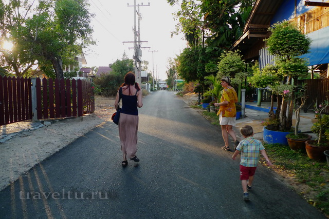 Курорты Тайланда. Ча-Ам