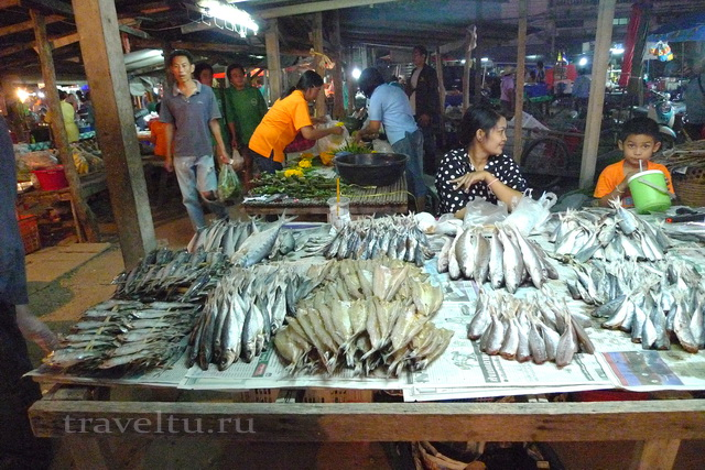 Курорты Тайланда. Ча-Ам рынок 8
