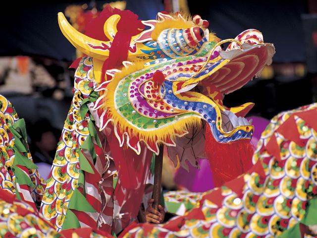 Наступил год Лошади. А когда же начнется тайский Новый год. Дракон