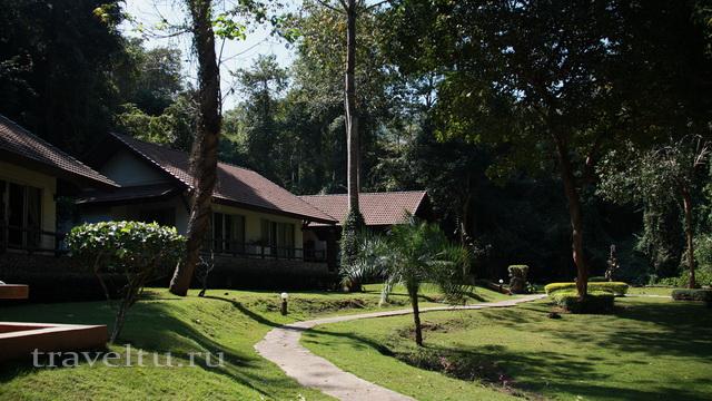 Отель в Эраване