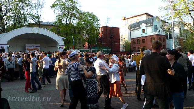 9 мая 2014 Бал Победы сад Эрмитаж