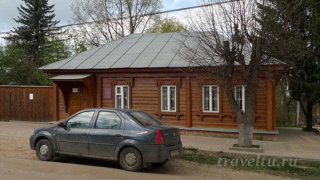 Дом-музей семьи Цветаевых в Тарусе