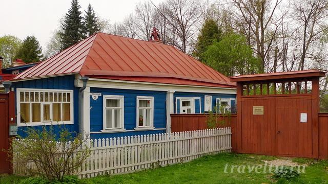 Дом Паустовского