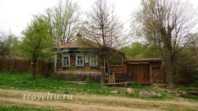 Дом поэта Заболоцкого