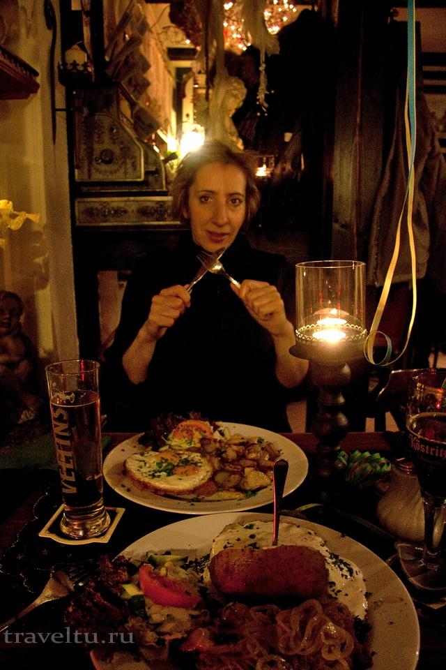 Ресторанчик в Хабельштаде