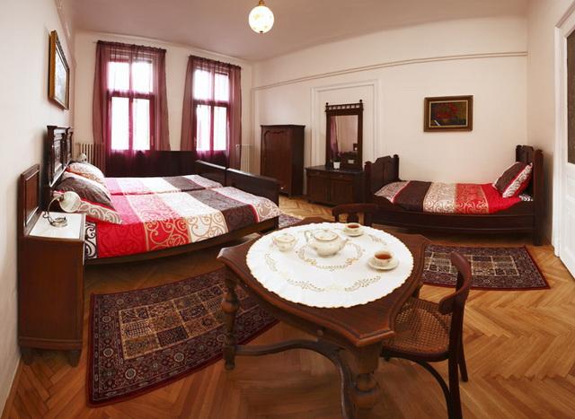 Двухместная комната в Antik Apartments