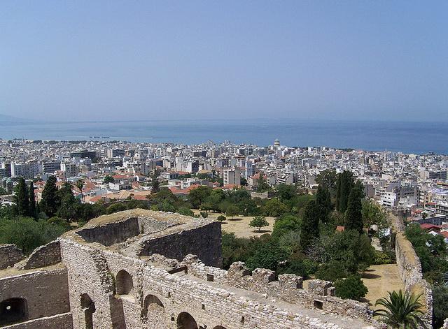 Крепость в Патрах
