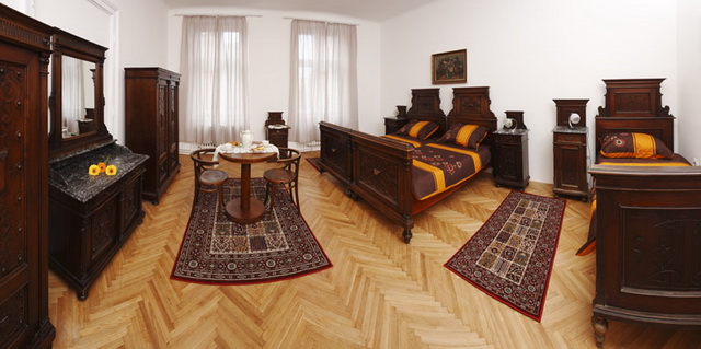 Отель Antik Apartments Брно