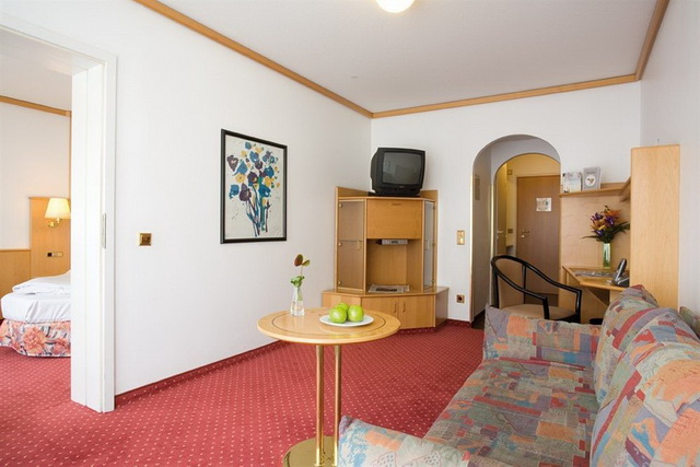 Отель Derag Livinghotel Maximilian. Нюрнберг