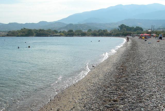Пляж Патры