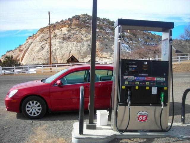 Сколько стоит бензин в Греции