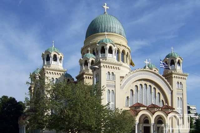 Собор Св. Андрея Первозванного