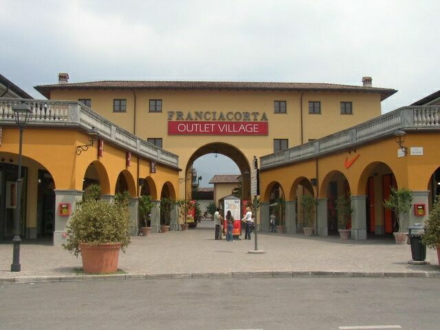Franciacorta-Outlet-Village аутлет