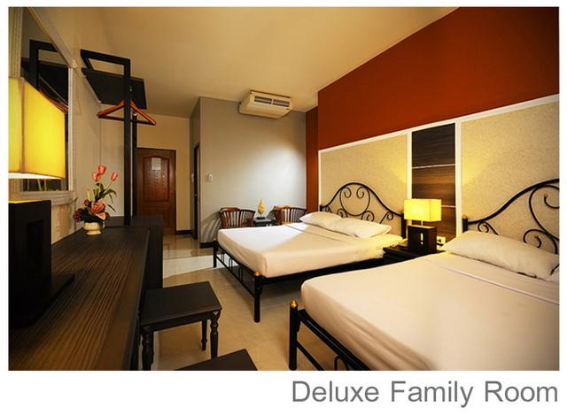 Отель Rambuttri Village Deluxe Family